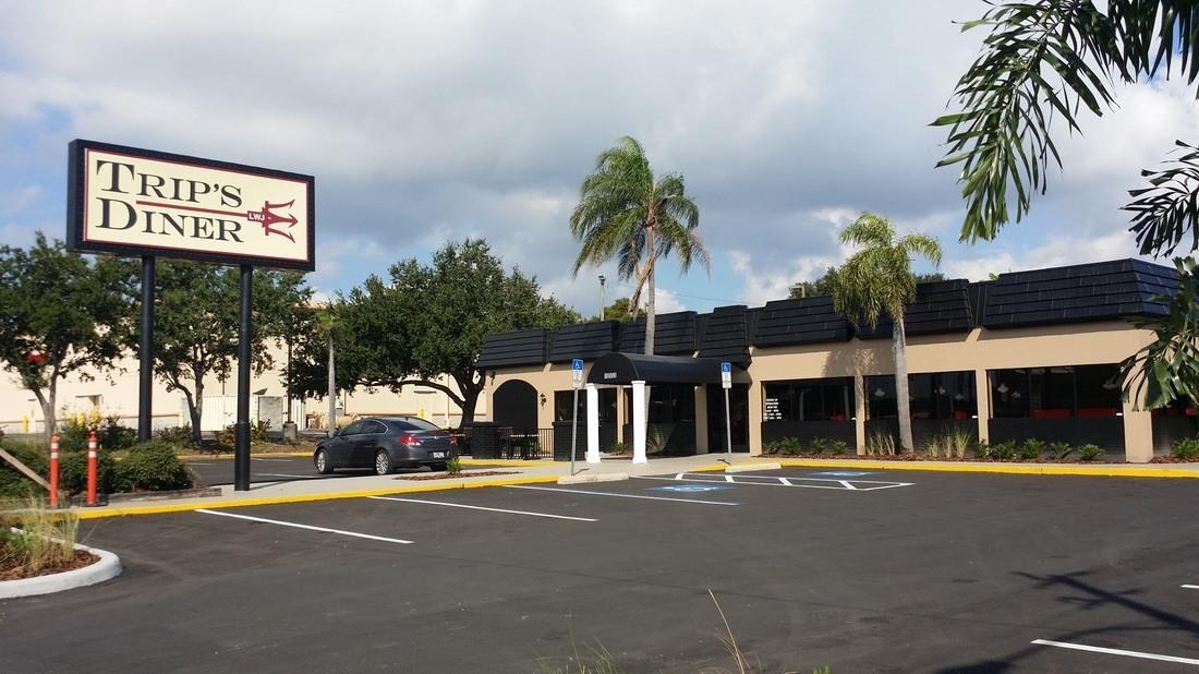 trips diner seminole